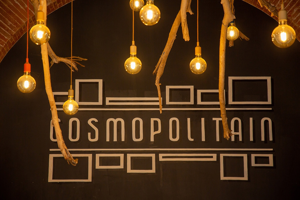 cosmopolitain restaurant bar deco ambiance