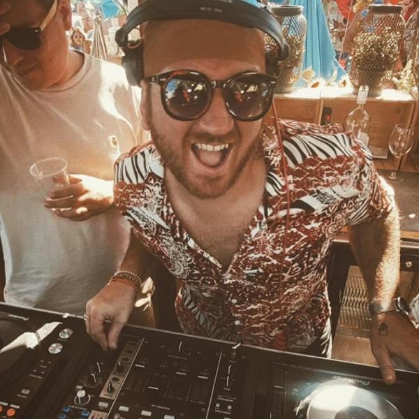 DJ David Poon